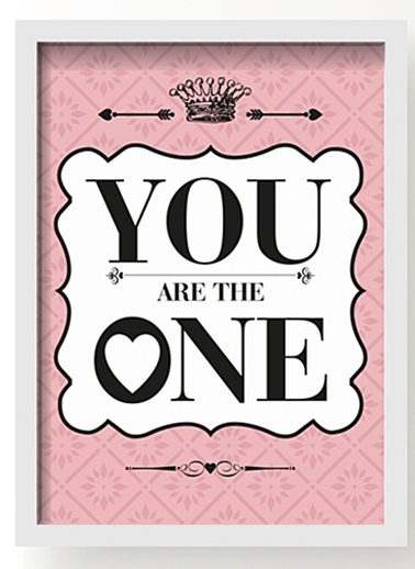 You Are The One Poster-All About Wall